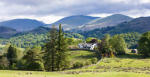 Second home Lake District